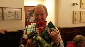 Inaugral GS2 Evening Tony + Crisps20140508_221125