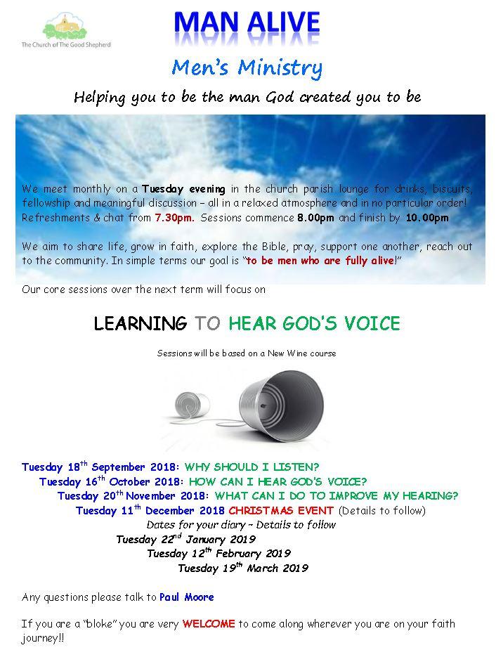 4ca8f340105 Man Alive  2018-Q4 – Man Alive – Flyer (Hearing God s Voice)